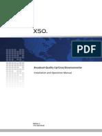 X50 Install Operation Edition C 175-100159-00
