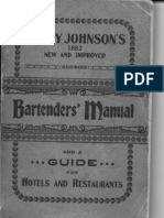 1882 - New and Improved Bartender's Manual (Ed. 1934) by Harry Johnson 2