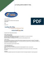 Juniper.TestKing.JN0-342.v2008-05-17