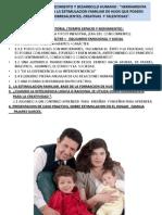 Aportes Al Crecimiento y Desarrollo Humano de Padres