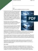 La cloración de agua - factores de desinfección adecuada