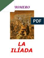 Resumen de La ILIADA en 100 Paginas