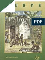 MiniGURPS - Quilombo Dos Palmares