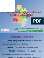 Síndrome de Vejiga Dolorosa (SVD) - Cistitis Intersticial (CI)
