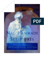 An Inclusive Rather Than Exclusive Spirituality Kirpal Singh and the Lesson of Nag Hammadi