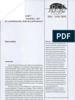 The dual diffusionist-evolutionist model of e-learning development