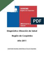 Diagnóstico-de-Salud-2011-Región-de-Coquimbo