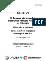 14 Estudios Interdisciplinarios y Nuevos Desarrollos