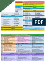 Teble Programs 2012.11.18