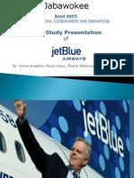 JetBlue Airways Final Draft 9th March 2012