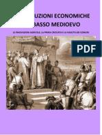 Le rivoluzioni economiche del Basso Medioevo