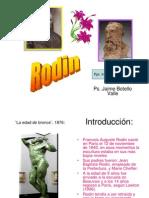 Auguste Rodin. Ps. Jaime Botello Valle