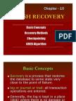 10.Crash Recovery