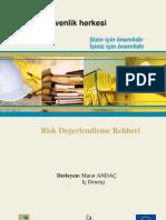 Risk Degerlendirme Rehberi