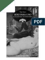 Betty Dodson - Sexo Para Uno