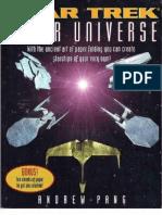 Andrew Pang - STAR TREK Paper Universe