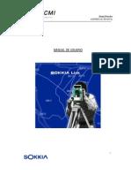 Manual Sokkia Link E002