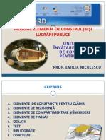 Elemente de constructii