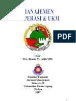 Manajemen Koperasi & UKM