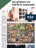 Arte y Cultura en Amazonia
