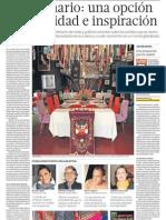 La Identidad de Lo Milenario Peru
