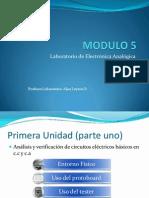 MODULO 5 Lab 1 Capitulo Cero