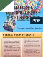 Leitura e Interpretação – Texto Narrativo