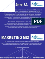Marketing Mix Lab. Servier Joelys de Nobrega