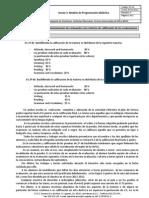 Criterios de Inglés Bachillerato