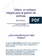 C16 Valor Publico