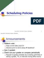 14b Scheduling
