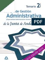 Cuerpo de Gestion Administrativa