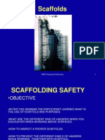 Scaffolds Safety OSHA