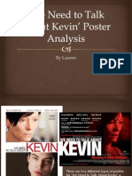 We Need to Talk About Kevin Poster Analysis
