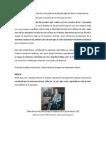 Los Grupos Económicos del Perú en la primera década del siglo XXI, Parte I