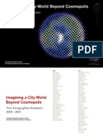 Imagining a City-World Beyond Cosmopolis