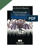 Juan Jacobo Bajarlia El Horror Sobrenatural