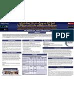 Poster #079 - Social and Behavioral Individual Education Program (IEP) Goals