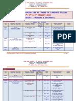 Draf Pertama Jadual Waktu Peperiksaan Akhir Semester 1 Sesi 2012-2013_13 November 2012_3rd Amendment_notice Board