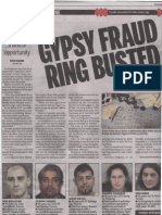 Gypsy Fraud Canada