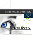 globcom eye on the earth submission