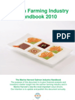 Salmon Farming Industry