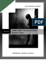 The Virgin by Kerima Polotan