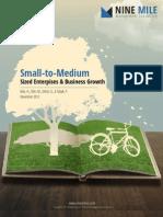 SME Business Growth Contributors