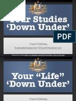 Study Down Under