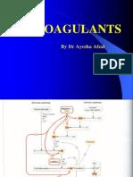 16. Anticoagulant