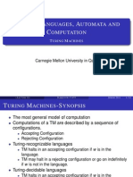 Turing Examples