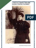 Leocricia Pestana Fierro - LA LEGENDARIA POETISA PALMERA