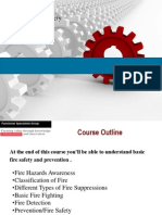Fire & Life Safety Fundamentals