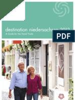 destination niedersachsen 2012